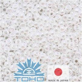 TOHO® Biseris Ceylon Snowflake 11/0 (2,2 mm) 10 g.