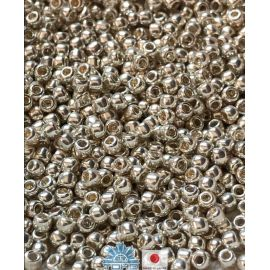 TOHO® Biseris Galvanized Aluminum 11/0 (2,2 mm) 10 g.