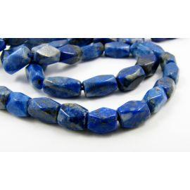Lapis Lazuli karoliukai 5-9x4 mm