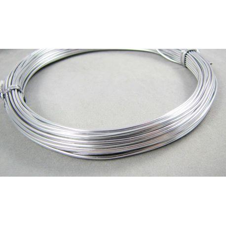 Aliumininė vielutė 1 mm storio