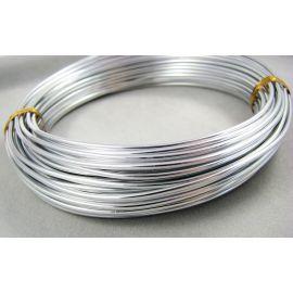 Aliuminio vielutė 1.5 mm, 10 m.