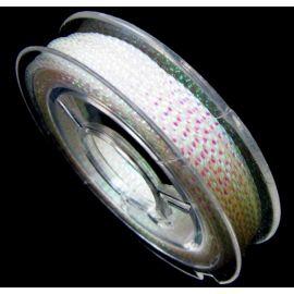 Metalizuotas siūlas 0.60 mm 10 m