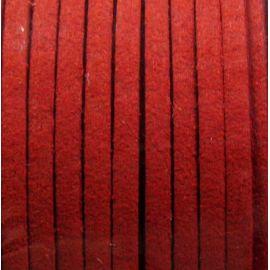 Zomšinė juostelė 2.50 mm, 1 m.