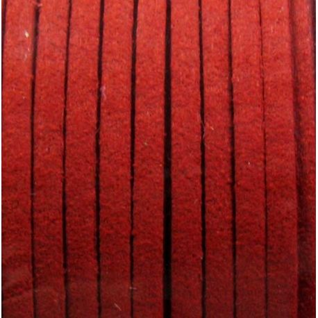 Zomšinė juostelė 2,5 mm 1 m