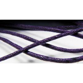 Vaškuota virvelė 1.50 mm 1 m