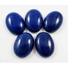 Natūralus Lapis Lazuli kabošonas 30x22 mm AA klasės
