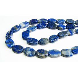 Lapis Lazuli karoliukai 8-9 mm