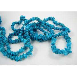 Howlite beads 8 mm