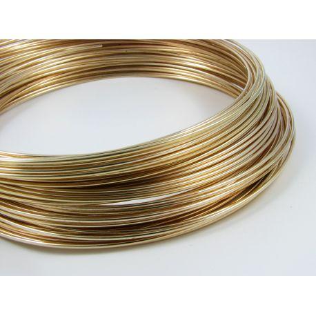 Viela skirta rankdarbiams, šviesios vario spalvos, storis apie 1.00 mm, žiedo diametras 115 mm