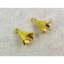 Brass holder 13x7 mm 1 pcs.