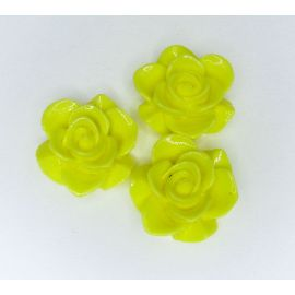 """Kama """"Flower"""" 19x9 mm, 6 pcs."""