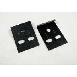 Card for earrings 40x30 mm, 10 pcs.