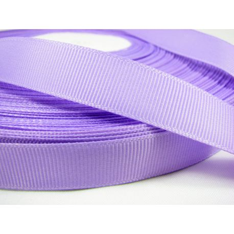 Satino juostelė, dvipusė, violetinės spalvos, 16 mm pločio, 1 metras