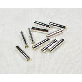 Intarpas - vamzdelis 2,5x10 mm, 100 vnt.