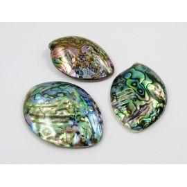 Jasper stone cabochon 51x26x5 mm