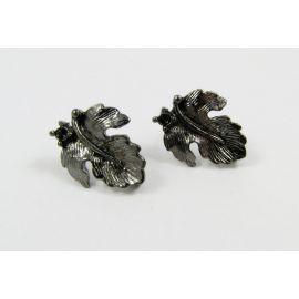 Kabliukai auskarams 16x13 mm, 1 pora