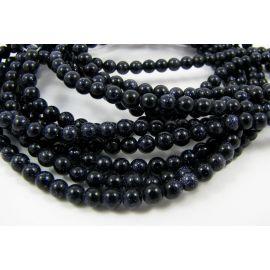 Cairo night bead thread 3-4 mm