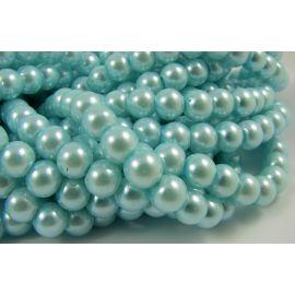 Glass pearl thread 8 mm