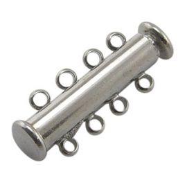 Magnetinis užsegimas 25x10 mm, 1 vnt.