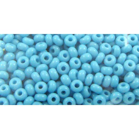 Preciosa biseris (63020) 11/0 žydros spalvos, 50 g
