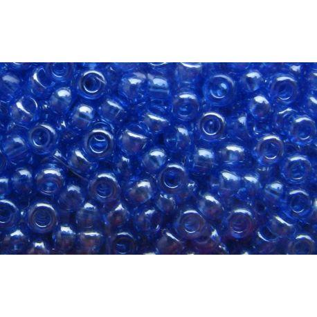 Preciosa biseris (36050-7) mėlynos spalvos 50 g