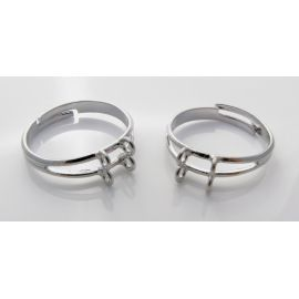 Ring bezel - setting 8 mm (adjustable)