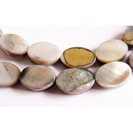 Perlų masės karoliukai 12 mm