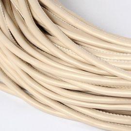 Dirbtinės odos virvutė 5.50 mm, 1 m