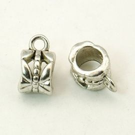 Pendant holder 8x6 mm, 4 pcs.