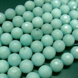 Amazonite bead thread 10 mm