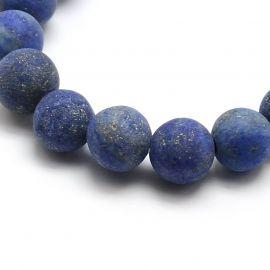 Lapis Lazuli karoliukų gija 6 mm