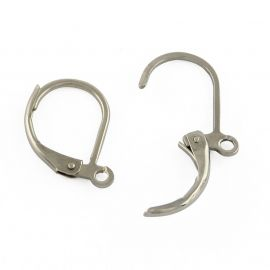 Hooks for earRings 0,5x15 mm