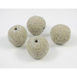 Lava beads 26 mm