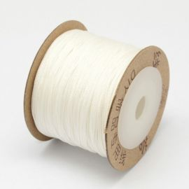 Synthetic nylon thread - cord 0,80 mm, 5 m.