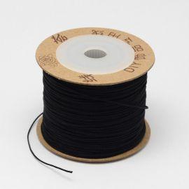 Sintetinis nailoninis siūlas - virvutė 1,00 mm, 1 m.