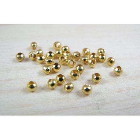 Intarpas, aukso spalvos, dydis 2,4 m ~300 vnt