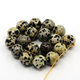 Dalmatic Jaspio bead thread 8 mm
