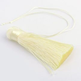 Silk tassel 65 mm, 1 pc.