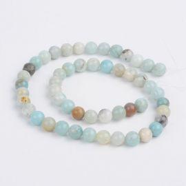 Amazonite beads 8 mm