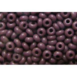 Preciosa biseris (23041-11) tamsios violetinės spalvos 50 g