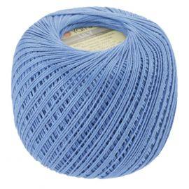 Yarn Art Lily siūlai 0582, melsvos spalvos, 50 g.