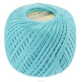 Yarn Art Lily siūlai 5353, žydros spalvos, 50 g.