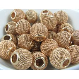 Wooden beads 10 mm, 1 pc.