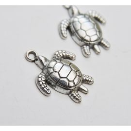 "Pendant ""Turtle"" 23x18 mm., 1 pc."