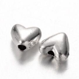 """Intarpas """"Širdelė"""" 6 mm., 1 vnt."""