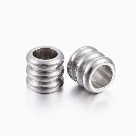 Nerūdijančio plieno 304 intarpas 5x4,5 mm., 1 vnt.