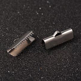 Nerūdijančio plieno 304 juostelių užspaudėjas 20x10 mm., 6 vnt.