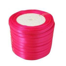 Satino juostelė skirta papuošalų, rankdarbių gamyboje. Ryškiai rožinės spalvos, plotis apie 20 mm., kaina - 1,69 Eur už 1 ritė.