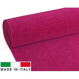 552 Cartotecnica Rossi krepinis popierius 2.50 x 0.50 m., 180 g.