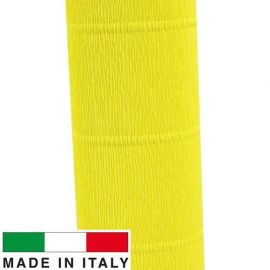 575 Cartotecnica Rossi crepe paper 2.50 x 0.50 m., 180 g.